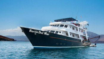 Rocio Del Mar Liveaboard which visits Socorro, Mexico