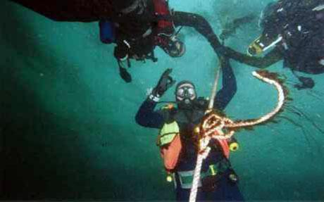 Diving Scapa Flow