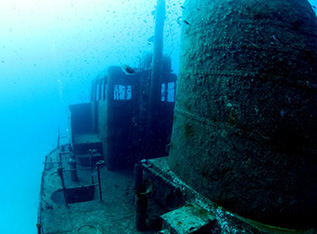 Wreck of the Rozi