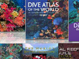 Diving book reviews and interviews with authors
