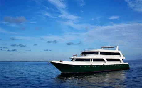 Maldives liveaboard, Emperor Leo