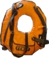ABLJ, adjustable buoyancy lifejacket