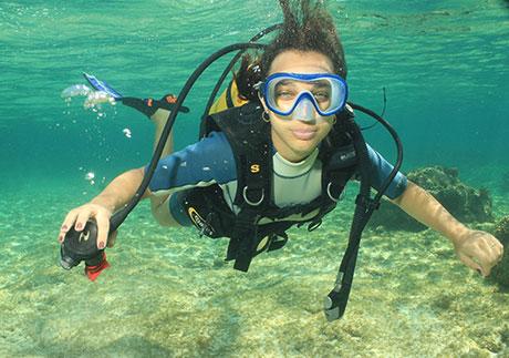 Underwater Cuba