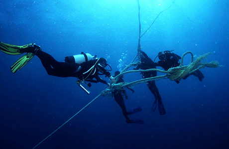 Scuba diving travel insurance with no depth or age limits