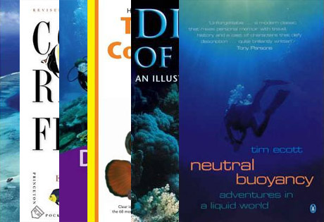 Bestselling Scuba Diving Books and DVDs