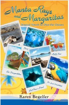 Manta Rays and Margaritas Book Cover