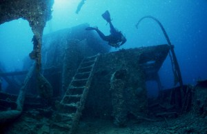 Top ten wreck dives in the world