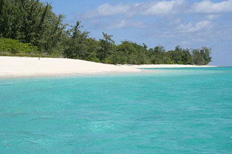East Timor Beach