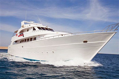 Red Sea Adventure liveaboard