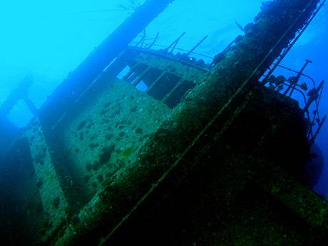 Red Sea Shipwreck: Ghiannis D
