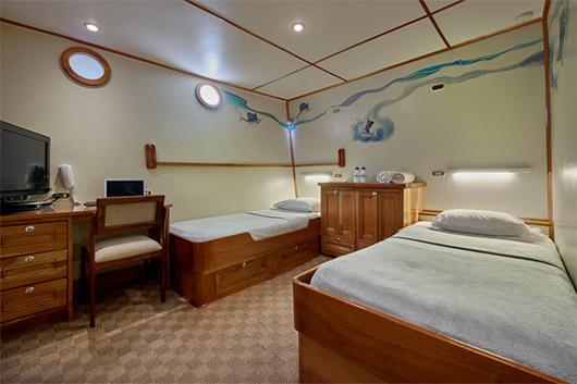Argo  cabin