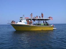 Mare Nostrum Diving Boat