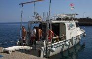 Profondo Blu Boat