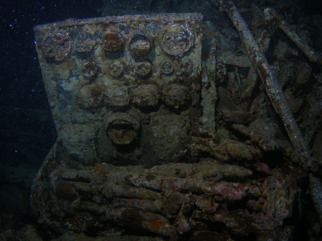 Gauges Rifles, Thistlegorm