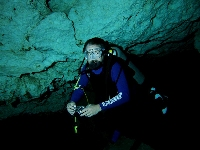 diving the Cenotes, Mexico